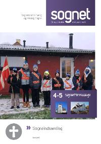 Sognet 154 (marts - maj 2018)